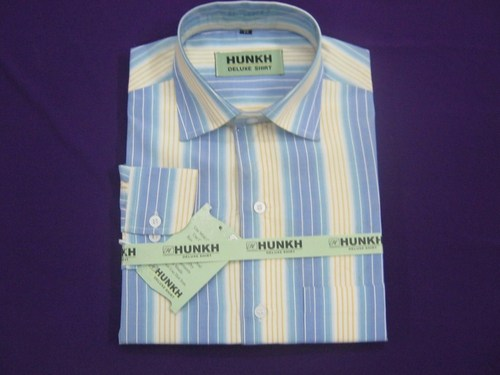 Ramie white casual shirts for men
