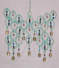 Butterfly Wall Hanging Chime