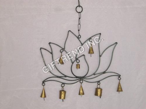 Lotus Chime Hanging