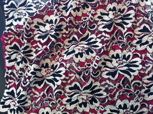 LACE FABRIC 34