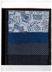 Pocketing fabric 10