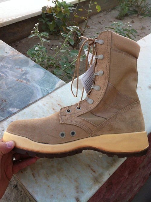 Army boots 2