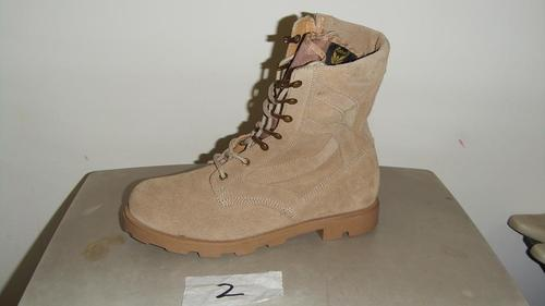 Army boots 7