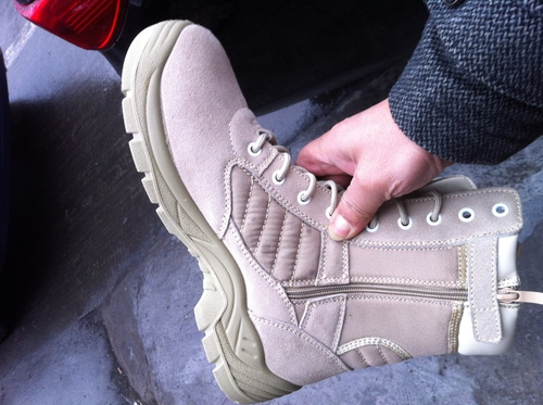 Army boots 13