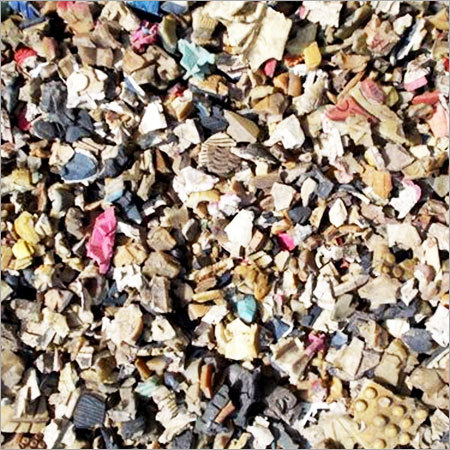 TPR Shoe Soles Scrap
