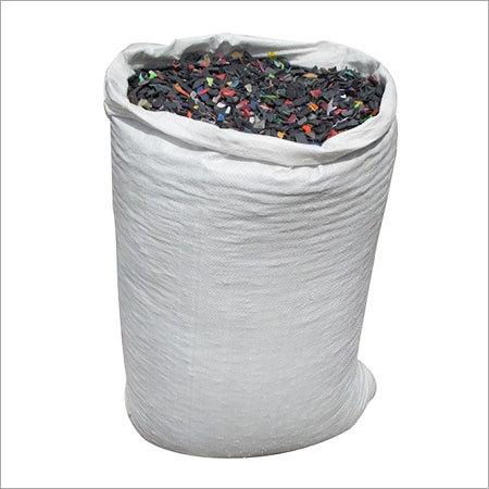 Black Color HIPS Plastic Waste