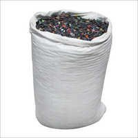 Black Color HIPS Plastic Waste
