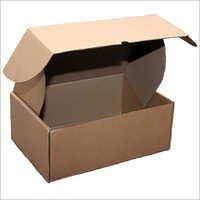 Corrugated Die Cut Box