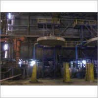 Industrial Vertical Ladle Dryer