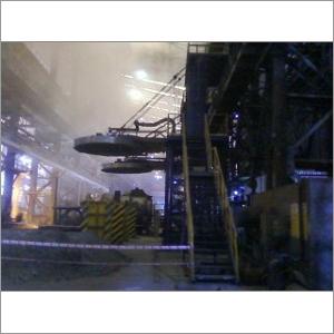 Vertical Industrial Ladle Dryer