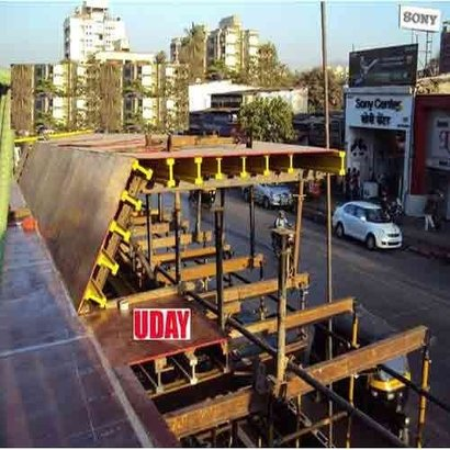 Bridge Formwork And Staging Height: 600 Millimeter (Mm)