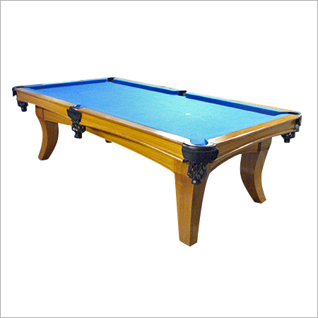 Blue Pool Tables