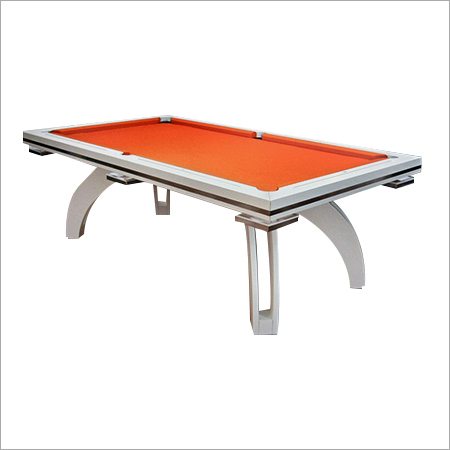 Elegant Dining Cum Pool Table