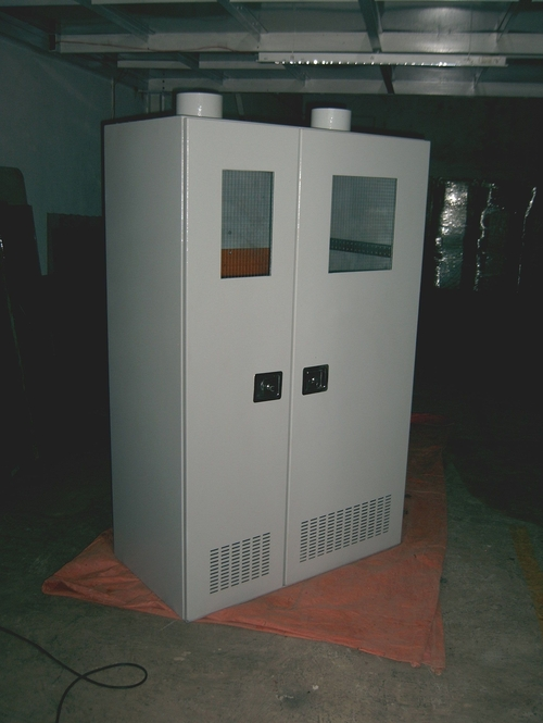 Gas Cylinder Cabinet Enclosure