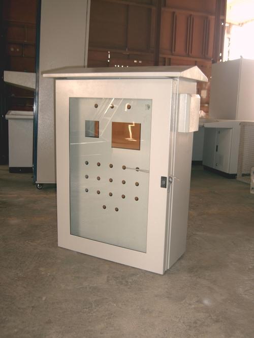 Mild Steel Outdoor Cabinet