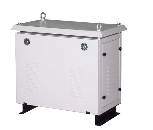 Transformer Covering Enclosure