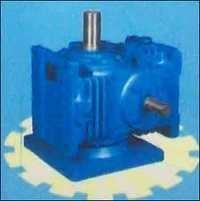 Vertical Shaft Worm Drive Gearbox
