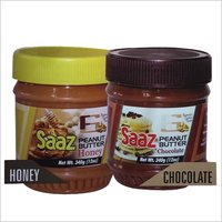 Honey Peanut Butter / Chocolate Peanut Butter