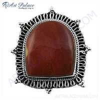Wide Range of Silver Brooch with Mookaite