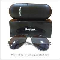 Reebok Aviators Sunglasses (Black)