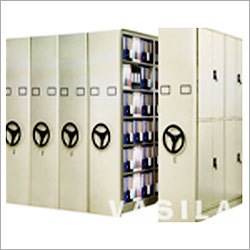 Compactor Mobile Rack