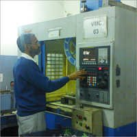Our VMC Machinery