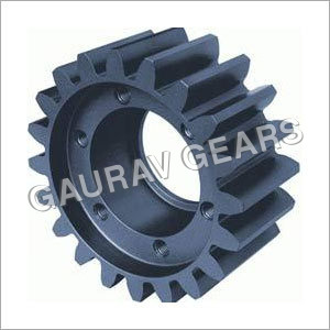 Industrial Textile Spur Gears