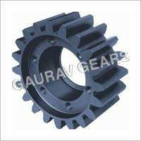 Industrial Textile Spur Gears