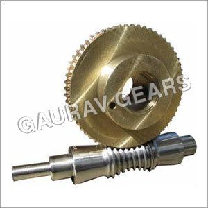 Precision Worm Gears