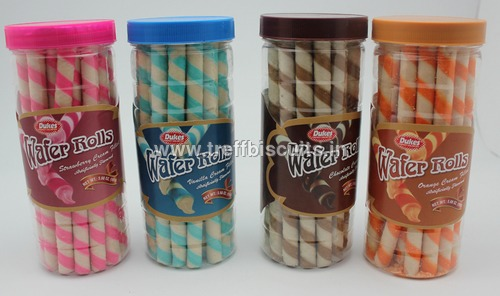 Dukes Waffy Wafer Rolls