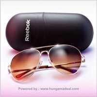 Reebok Aviators Sunglasses (Golden)