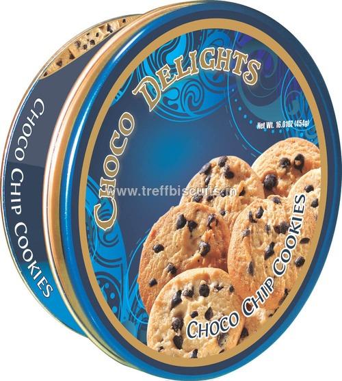 Choco Delights Chocochip Cookies