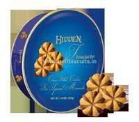 Hidden Treasure - Chocofilled Premium Cookies