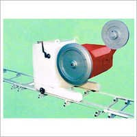 Mini Squaring Wire Saw Machine