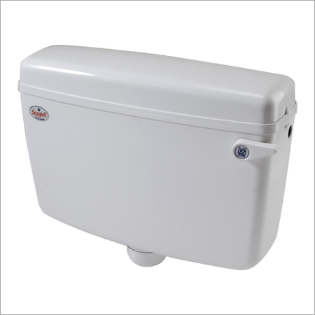 PVC Single Flush Cisterns