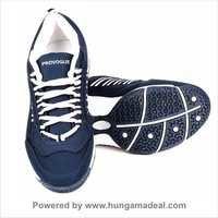 Provogue Navy Blue & White Sports Shoes