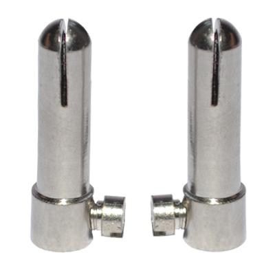Brass Male 2 Pin