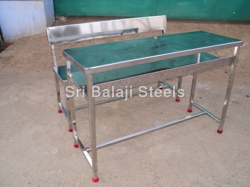 SS Primary School Desk Table