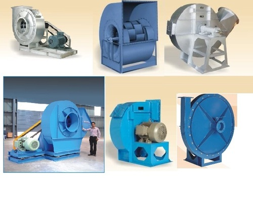 Industrial Fans & Air Blower