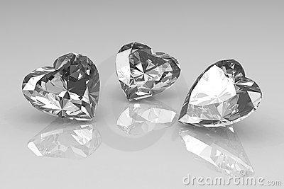 Heart Brilliant Diamond