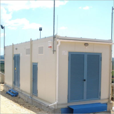 Photovoltaic Shelter