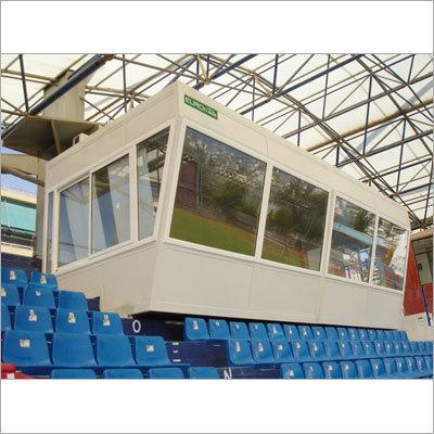 Stadium Press Box