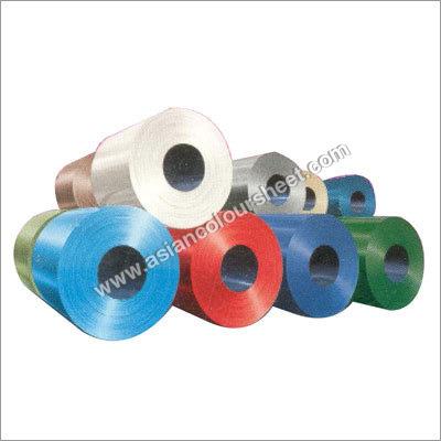Colour Coated Steel Sheet
