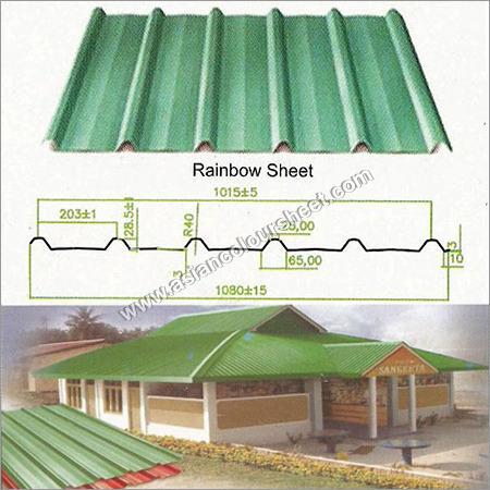 Rainbow Sheet