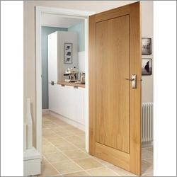 Flush Plywood Door