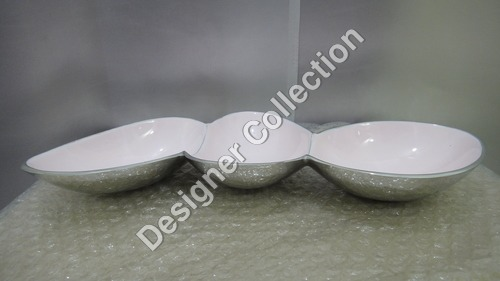 Dry Fruit Bowl With Tray
