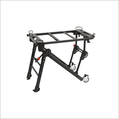 Wheeled Tile Saw Stand