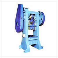 H Type Mechanical Press Machine