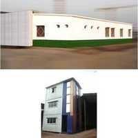 MS Prefabricated Porta Cabin