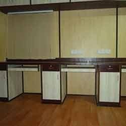 MS Pre Coated Portable Cabin